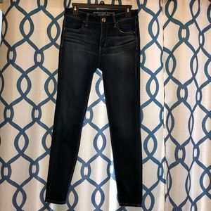 American Eagle Outfitters Super Stretch Jeans EUC